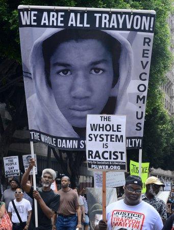 Trayvon Martin slur gets Arkansas woman arrested