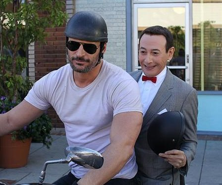Joe Manganiello joins cast of 'Pee-wee's Big Holiday'