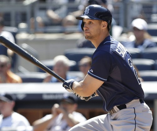 Grady Sizemore leads Tampa Bay Rays past Miami Marlins
