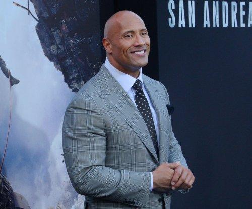 Dwayne Johnson named world's highest paid actor