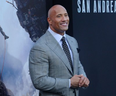 Dwayne Johnson named world's highest paid actor