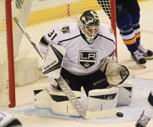 Los Angeles Kings end four-game slide with fast start in 3-1 win over New Jersey Devils