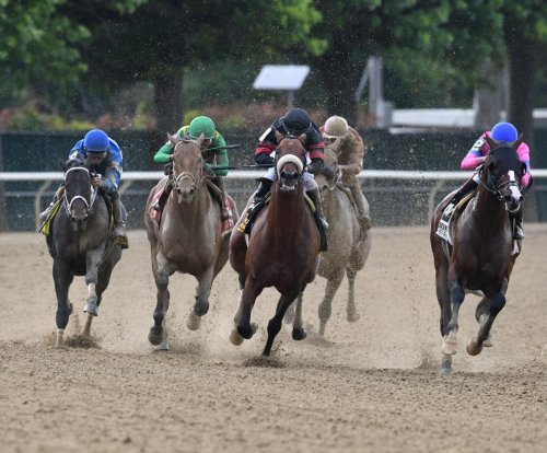 UPI Horse Racing Weekend Roundup: Keen Ice pulls off shocking upset at Belmont Park