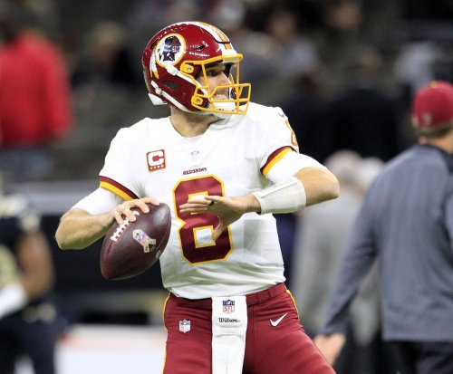 Redskins still have options with quarterback Kirk Cousins