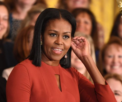 Michelle Obama's memoir 'Becoming' set for November release
