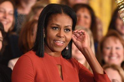 Michelle Obama's memoir 'Becoming' set for November release