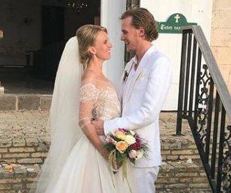 Barron Hilton marries Tessa Grafin von Walderdorff in St. Barts