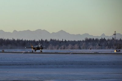F-35A weather shelter to be built on Alaska base