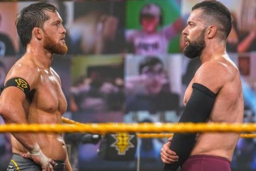 WWE NXT: Finn Balor, Kyle O'Reilly form unlikely alliance