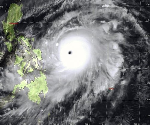 After rapid intensification, Surigae becomes 1st super typhoon of 2021