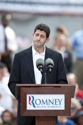Dems blast, GOP praises Ryan choice