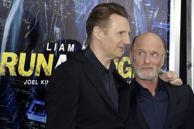 Ed Harris and Liam Neeson share the screen for the first time in 'Run All Night'