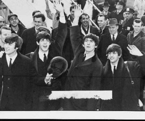 Beatles' contract with Brian Epstein up for auction