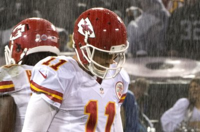 Chiefs fans let QB Alex Smith know they're not happy
