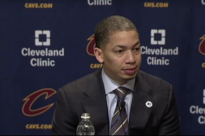 Channing Frye contributes to Cleveland Cavaliers' 114-103 win