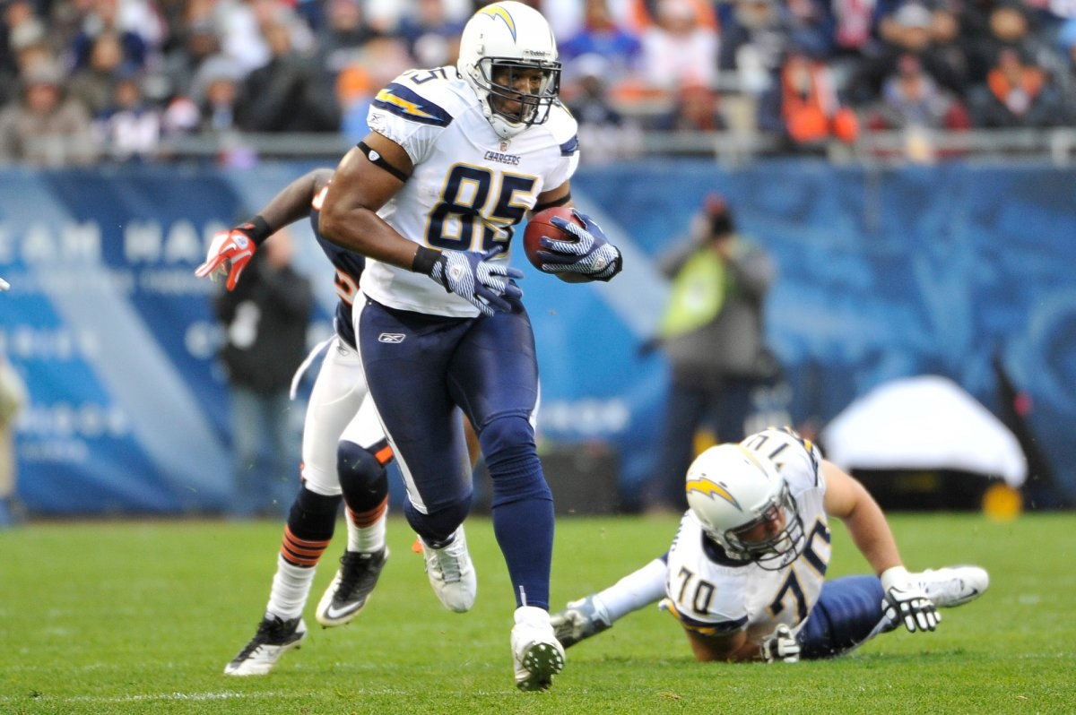 Fantasy Football: Week 2 Tight End Rankings - UPI.com