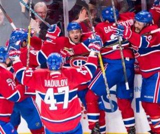 2017 NHL Playoffs: Montreal Canadiens beat New York Rangers on Alexander Radulov's OT goal