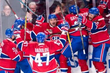 2017 NHL Playoffs: Montreal Canadiens beat New York Rangers on Alexander Radulov's OT goal