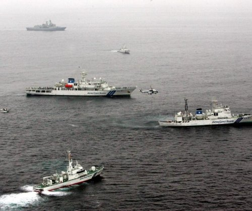 Japan, Malaysia conduct joint coast guard drills