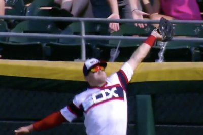 Chicago White Sox's Adam Engel robs third home run of the week