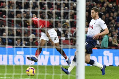 Paul Pogba to Marcus Rashford leads Man Utd over Spurs
