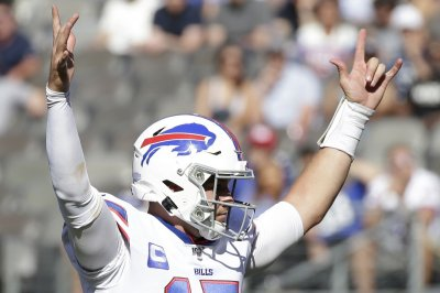 Josh Allen breakout game, physicality motivates new-look Bills