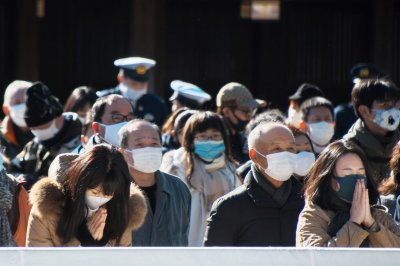 Japan declares state of emergency amid fears of 'medical collapse'