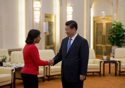 China asks U.S. to curtail surveillance