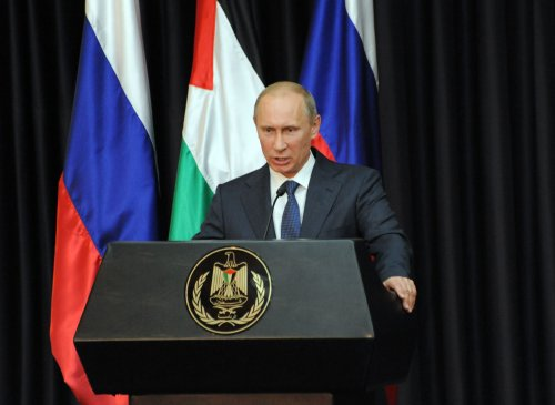 Putin defends 1939 Nazi-Soviet pact