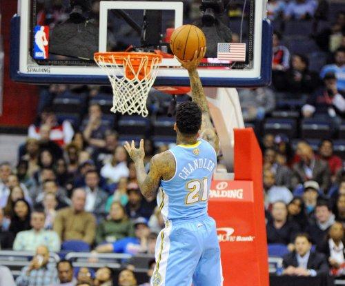 Randolph, Memphis Grizzlies rout Denver Nuggets