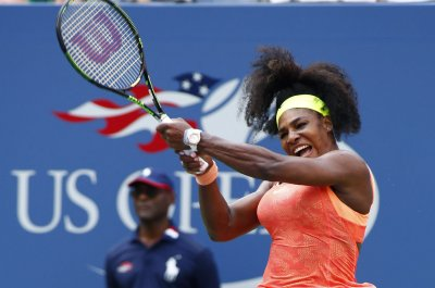 Serena's quest for Grand Slam rolls on, Fish ends American career with 5-set thriller