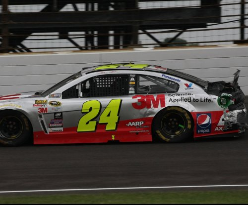 Martinsville's short track fits Jeff Gordon's Chase hopes