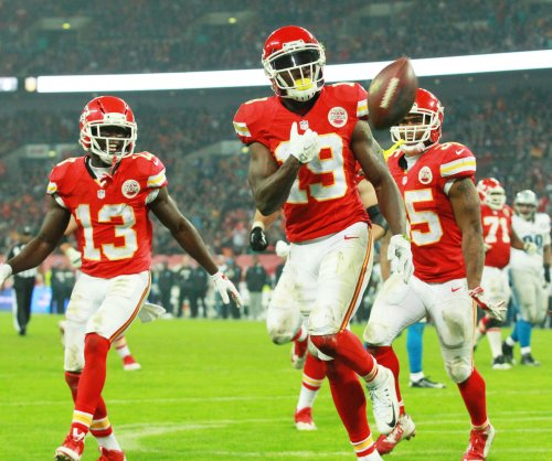 Kansas City Chiefs WR Jeremy Maclin unlikely to play against New England Patriots