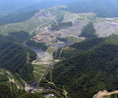Central Appalachia flatter as result of mountaintop mining