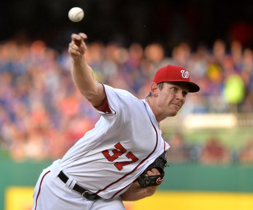 Washington Nationals place RHP Stephen Strasburg on DL with sore elbow