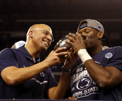 James Franklin, Saquon Barkley leading Penn State Nittany Lions revival