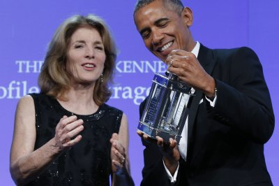 Obama named winner of 2018 'Ripple of Hope' human rights prize