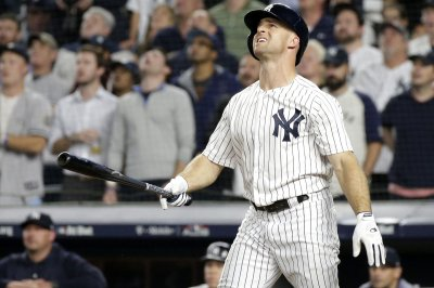 Yankees re-sign OF Brett Gardner to one-year deal