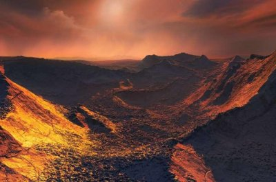 Astronomers find exoplanet orbiting Barnard s star, fourth closest stellar