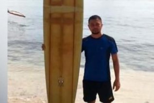 Hawaii surfer's lost board floats 5,200 miles to the Philippines
