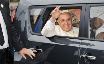 Unholy: Men used Vatican car to smuggle coke, pot