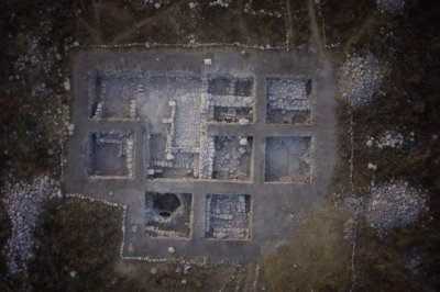 Massive clubhouse of ancient cult found in Israel