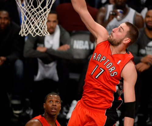 Toronto Raptors rally from 20 down, beat Los Angeles Clippers by 16
