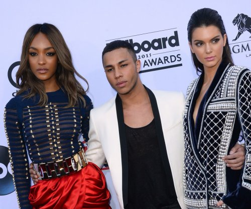 Olivier Rousteing announces Balmain for H&M collaboration