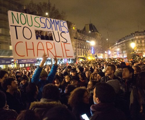 Year of terror: Paris attacks follow Charlie Hebdo, train plots
