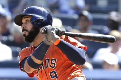 Houston Astros outlast Cleveland Indians in 16-inning game