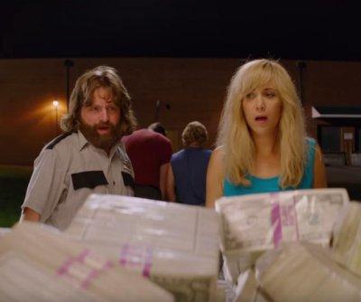 'Masterminds' official trailer: Zach Galifianakis and Kristen Wiig 'get stupid rich'