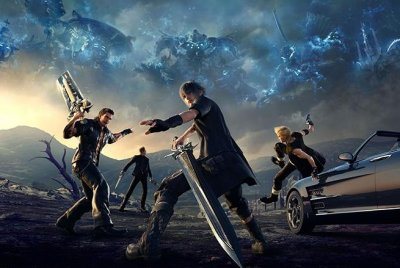 'Final Fantasy XV' delayed until November