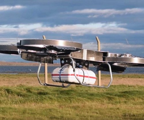 Army demos quadcopter resupply vehicle prototype