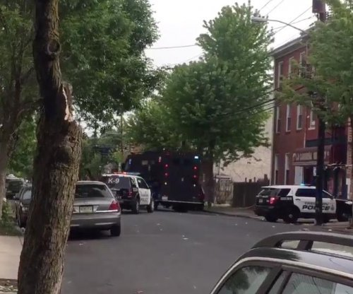 Trenton, N.J., police standoff stretches into second day